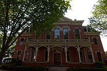 Walton County Courthouse. Monroe, GA. Built in 1884.