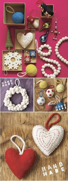 Christmas crafts u can give out as little gifts