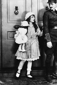 """marypickfords: """" Mary Pickford in The Little Princesss, 1917. """""""