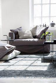 The Design Chaser: Rum21   One Sofa Three Ways
