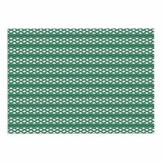 KESS InHouse KESS Original 'Celtic-texture' Green White Dog Place Mat, 13' x 18' >>> Trust me, this is great! Click the image.