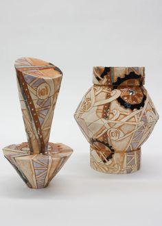 Bari ZIPERSTEIN Contemporary Ceramics, Bari, Home Decor, Homemade Home Decor, Decoration Home, Interior Decorating