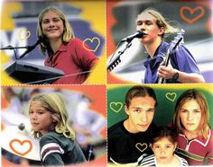 Oh, Hanson. You meant so much to '90s girls. | 28 Valentine's Day Cards You Haven't Seen Since The '90s
