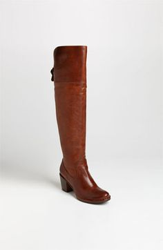 Frye 'Lucinda Slouch' Over the Knee Boot available at #Nordstrom