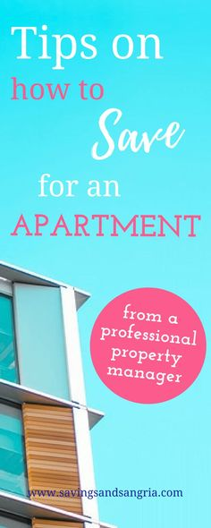 How to Save for an Apartment - Savings and Sangria - Finance tips, saving money, budgeting planner Apartment Hacks, 1st Apartment, Dream Apartment, Apartment Essentials, First College Apartment, Apartment Interior, Apartment Design, College Life, Apartment Living