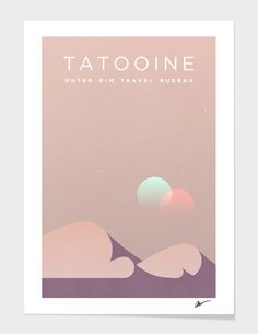 Outer Rim Travel Bureau: Tatooine main illustration