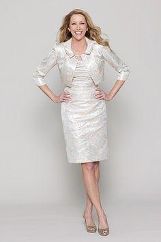 59 Best Dress   Jacket Sets images  822c8b5ee86e