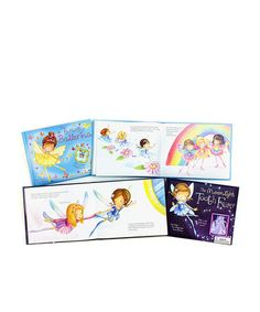 Take a look at this Butterfly Ballerina & Moonlight Tooth Fairy Padded Board Book Set by Parragon on #zulily today!