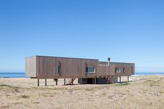 Colle-Croce and Mariana Kusenier Design a Seaside Home in Uruguay