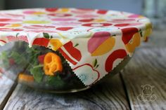 """Reasons To♥ Reusable Food Wrap If you're like me, there's probably no love lost between you and plastic. Most food-related plastics– including cling wrap andso-called """"BPA-free"""" containers– """"can release chemicals that act like the sex hormone estrogen,"""" concluded a study published in Environmental Health Perspectives. (source 1, source 2) Fortunately, there are so many amazing …"""