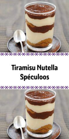 Visit the post for more. Tiramisu Nutella, Tiramisu Cake, Desserts To Make, Mini Desserts, Mousse Dessert, Lava Cakes, Some Recipe, Easy Cake Recipes, No Cook Meals