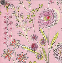 Dena Designs London Somerset in Pink. $9.00, via Etsy.