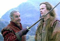 Highlander (1986) A sy fy family favorite. 'There can be only one'