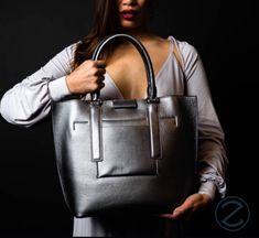 Handcrafted, fine Calfskin Ladies shopper bag Shopper Bag, Fashion Accessories, Lady, Handbags