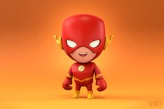 ArtStation - Flash toy., Danu Navarro