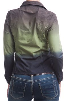 Type 3 Wild West Top in Olive - New Arrivals