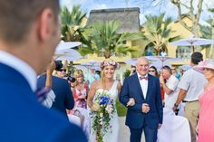 Jessica & Francois& Destination Vintage Wedding in Mauritius Vintage Beach Weddings, Mauritius, Big Day, Destination Wedding, Tropical, Island, Block Island, Islands
