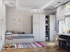 Girls' Room Designs