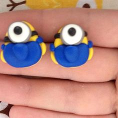 Minions+earrings+by+TheHappyFactory118+on+Etsy,+$5.00