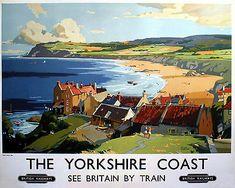 BRITISH TRAIN POSTERS - JUL16