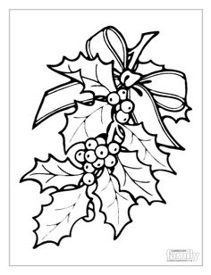 Free Colouring Pages for Download and Print « Canadian Family