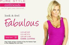 Pure Style Girlfriends, a company owned by Julianna Lutzi Sherwood (ABJ '94)