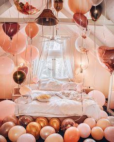 Birthday Surprise Ideas For Best Friend Balloon Products 34 Ideas For 2019 Birthday Goals, 25th Birthday, Girl Birthday, Summer Birthday, Birthday Ideas, Best Friend Birthday Surprise, Birthday Surprises, Tara Milk Tea, Birthday Pictures