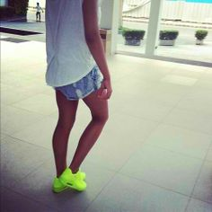 Air Max 90 Hyperfuse Neon Yellow Nike