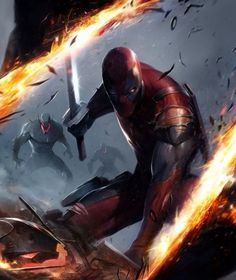 Deadpool vs. Ultron