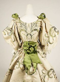 Dress (Ball Gown) House of Worth (French, 1858–1956) Charles Frederick Worth