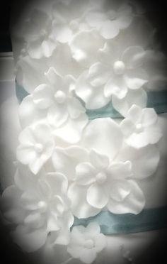 fiori torta matrimonio