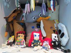 #endossa, #augusta, #presente, #gift, #boneco, #bonecodepano, #frida, #fridakahlo, #jack
