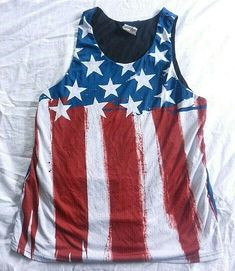Men/'s Huge USA Flag Mask Hoodie American Pride US July 4 America Sweater Jacket