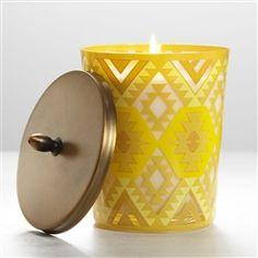 Amber Dunes Candle by Illume. www.ParisShopGirl.com