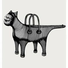 Jaques Carelman – Cat bag (Catalogue of Impossible Objects)