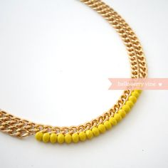 #ilovehelloberry Vine Necklace collection.... A sweet touch of coture