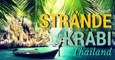 Krabi Strände - Die 7 schönsten der Provinz in Thailand