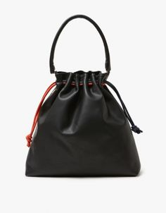 Grand Henri Maison in Black Slate/Navy/Poppy