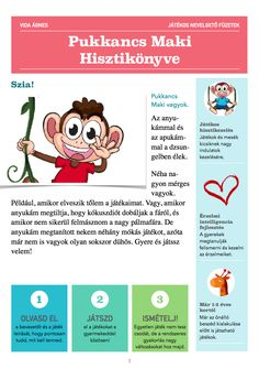 Hisztiűző Játékok Pukkancs Makival LETÖLTÉS Köszönjük :) | Kismamablog