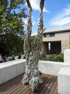 Sculture and designs found in and around Stellenbosch wineries