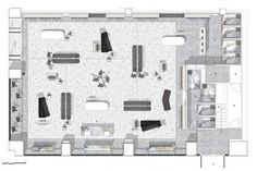 Madison Avenue Reiss store floor plan