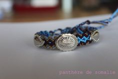 Friendship Bracelet TUCSON by lapanthere on Etsy, €39.00