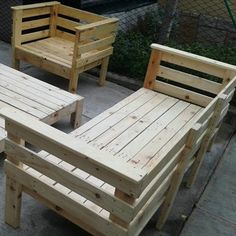 Re-purpose Pallets