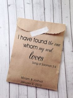 25 Wedding favor bags for your big day or any celebration, something truly unique and made just for you! Ring of Bokeh lights & monogram may be Custom Wedding Favours, Wedding Favor Bags, Wedding Candy, Wedding Pins, Fall Wedding, Dream Wedding, Wedding Ideas, Custom Candy, Customized Candy