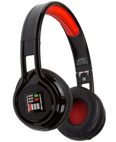 Sms Audio Over-Ear Star Wars Darth Vader Headphones