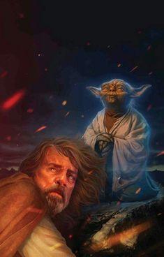 'Star Wars: The Last Jedi' (Marvel Comics) Star Wars Film, Star Wars Saga, Star Wars Books, Star Wars Fan Art, Star Wars Poster, Star Trek, Star Wars Pictures, Star Wars Images, Culture Pop