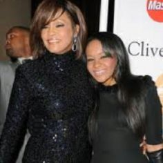 I can't even imagine what Bobbi Kristina is going through right now.. I could not imagine life without my mom. R.I.P Whitney Houston!<3