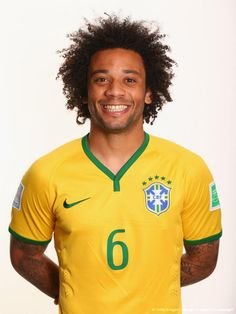 Marcelo, he had a dubious honor of being the first to score a goal at 2014 World Cup....  Into his own net!
