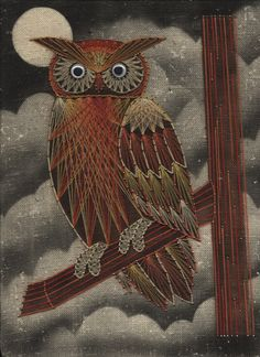 Resultado de imagen para owl string art