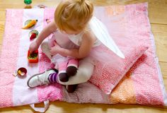 Making hard floors cozy, one little tushy at a time - Cool Mom Picks Our Baby, Baby Love, Play Pad, Diy Bean Bag, Modern Nursery Decor, Cool Mom Picks, Best Baby Gifts, Baby Swag, Cool Baby Stuff